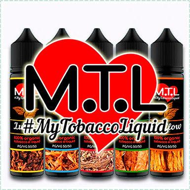 Натуральные жидкости MTL