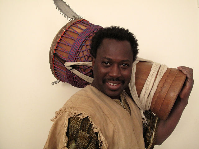 African drum Boston