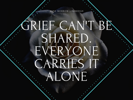 Letting Go: A Grief Parallel