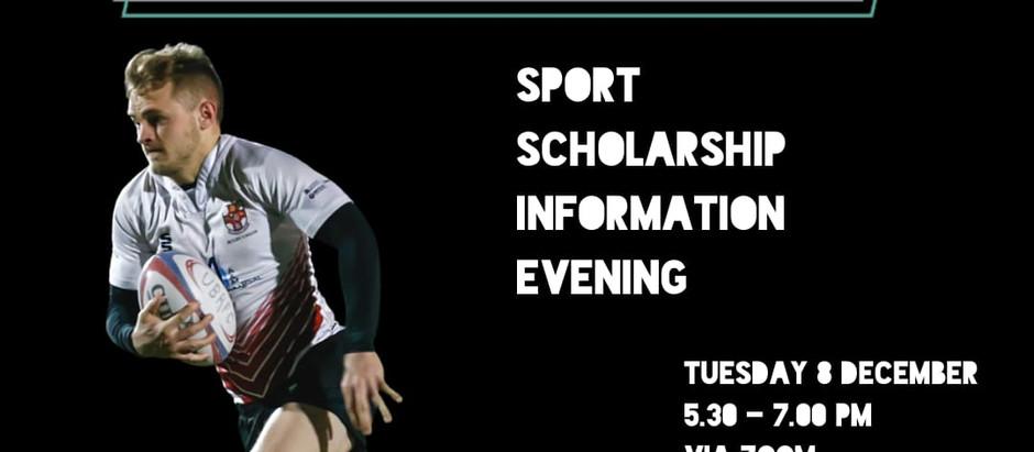 UBRFC Performance Rugby & Scholarship Webinar