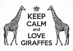free-keep-calm-and-love-giraffes-vector-
