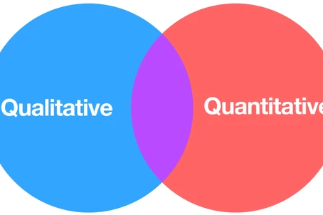 The difference between Qualitative and Quantitative analysis in chemistry