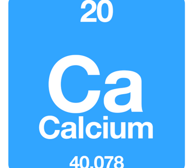 Calcium: What do we use it for and where is it found?