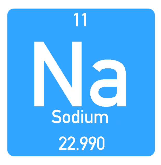 Icon of the Sodium element