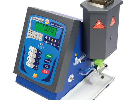 Introducing our NEW Soil Flame Photometer!