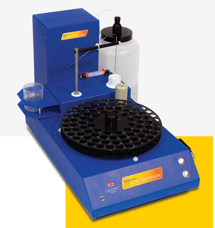 Flame Photometer with Auto Sampler
