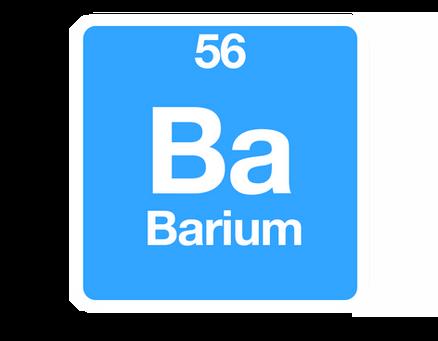 Why do we analyse Barium?