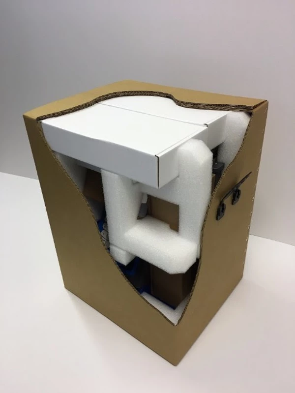 Packaging for Flame Photometer