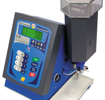 How A Flame Photometer Works