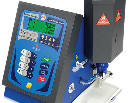 Introducing The BWB XP Flame Photometer