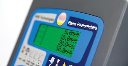 BWB Flame Photometer