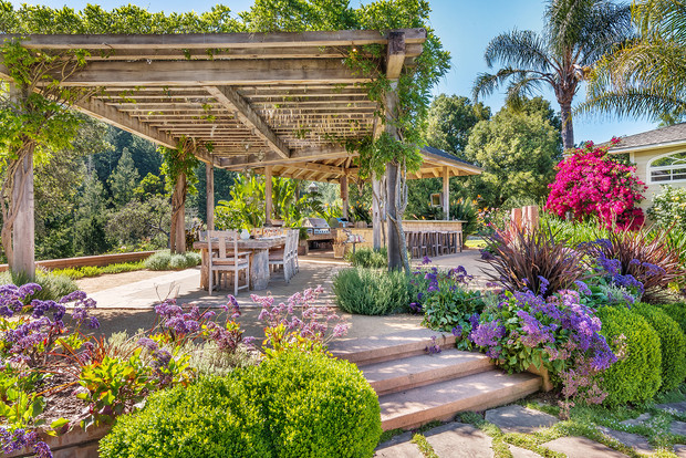 Tropical Plants for a Northern California Paradise