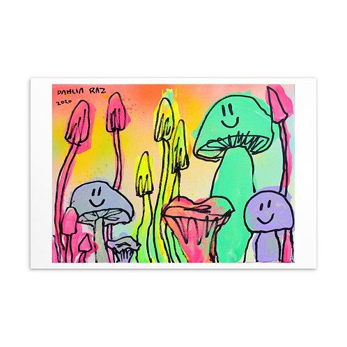 Mushroom Garden