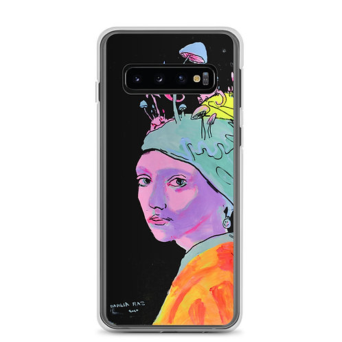 Girl with a Pearl Earring Samsung Case