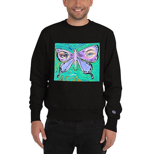 Butterfleye Champion Sweatshirt