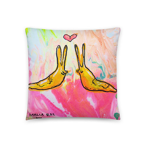 Slugs Pillow