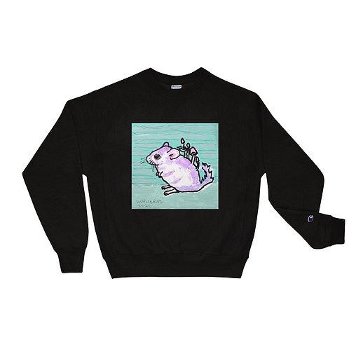 Chinchilla Champion Sweatshirt
