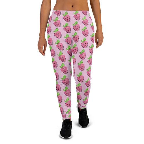 Strawberry Women's Joggers
