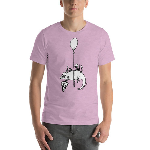 Chameleon and Balloon T-Shirt