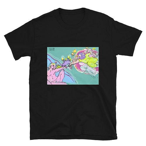 Creation of Adam Short-Sleeve T-Shirt