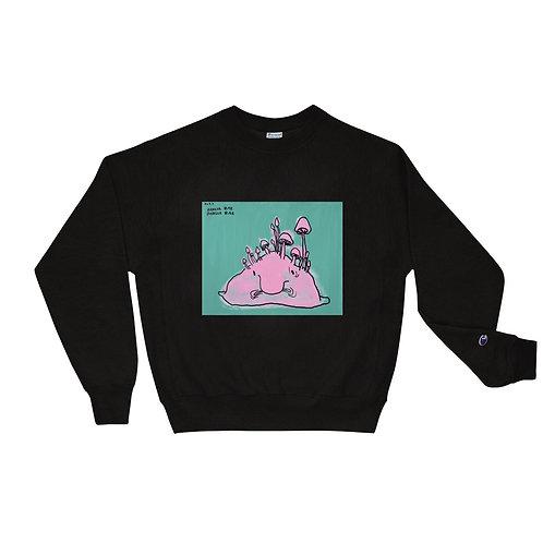 Blob Fish Champion Sweatshirt