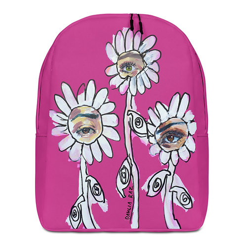 Eye Flowers Backpack