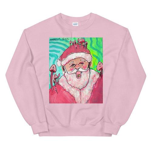 Santa Unisex Sweatshirt