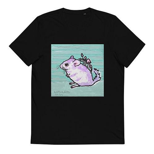 Chinchilla Unisex Organic Cotton T-Shirt