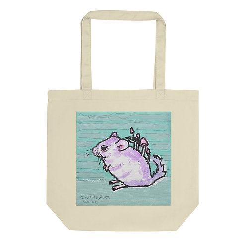 Chinchilla Eco Tote Bag