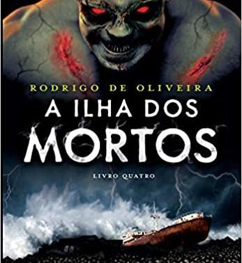 Resenha | A ilha dos mortos - livro 4 (As crônicas dos mortos)
