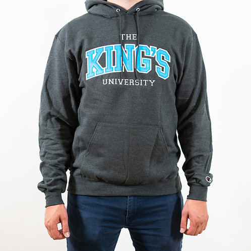 King's Champion Applique Hoodie