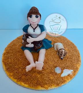 Cakes, bespoke cakes, unique cakes, birthday cakes, cake, cakes, wallingford, wallingford cakes, wallingford bakery, cotswolds, cotswold, cotswold bakery, cotswold cakes, cotswolds cakes, wedding cakes, event cakes, corporate cakes, cake topper, beach cake topper, dog cake topper