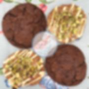 Cakes, bespoke cakes, unique cakes, birthday cakes, cake, cakes, wallingford, wallingford cakes, wallingford bakery, cotswolds, cotswold, cotswold bakery, cotswold cakes, cotswolds cakes, wedding cakes, event cakes, corporate cakes, Chocolate orange cookies, Chocolate cookies, White chocolate and pistachio cookies