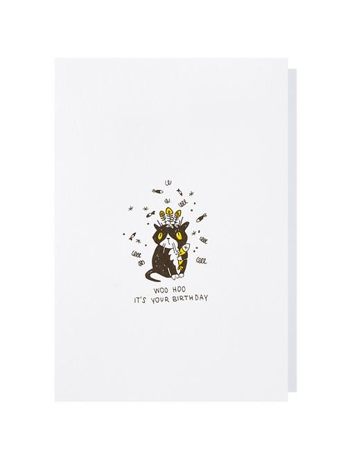 Woo Hoo, It's your birthday - Greeting card