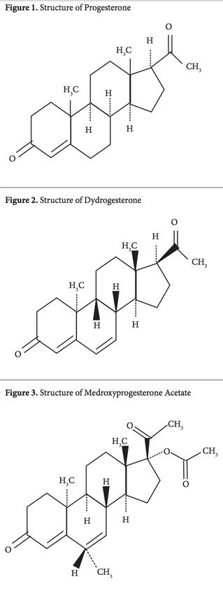 Progesterone - An in-depth study.