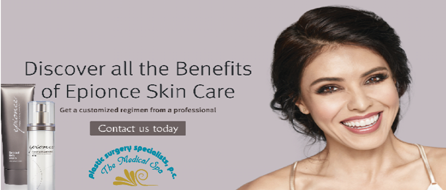 Discover benefits of Epionce Skin care