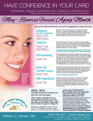Reverse Facial Aging