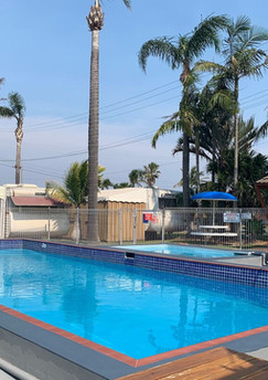Solar Heated Pool & Spa