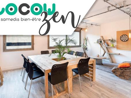 Nouveau! 3 Ateliers Bien-être en avril et mai 2020 chez LOCOW ZEN, 84 rue Victor Hugo à Mâcon !