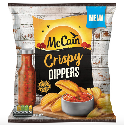 Crispy Dippers