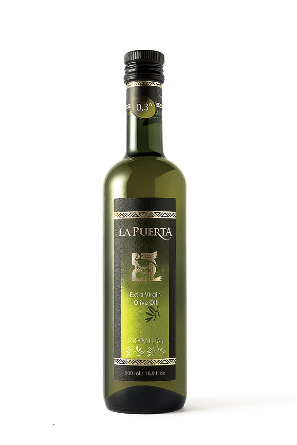 LA PUERTA Premium Extra Virgin Olive Oil