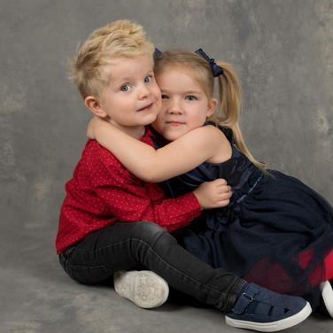 Nora og Benjamin