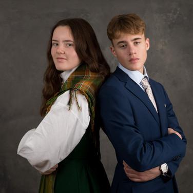 May Linn og Adrian
