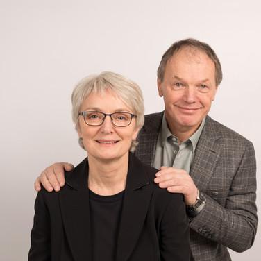 Anne Karin og William