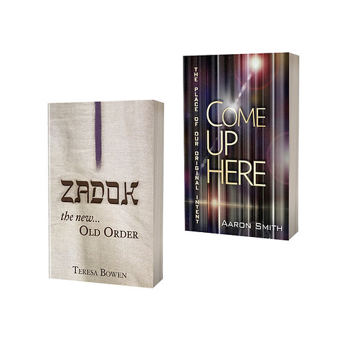 COME UP HERE & ZADOK - E-BOOKS
