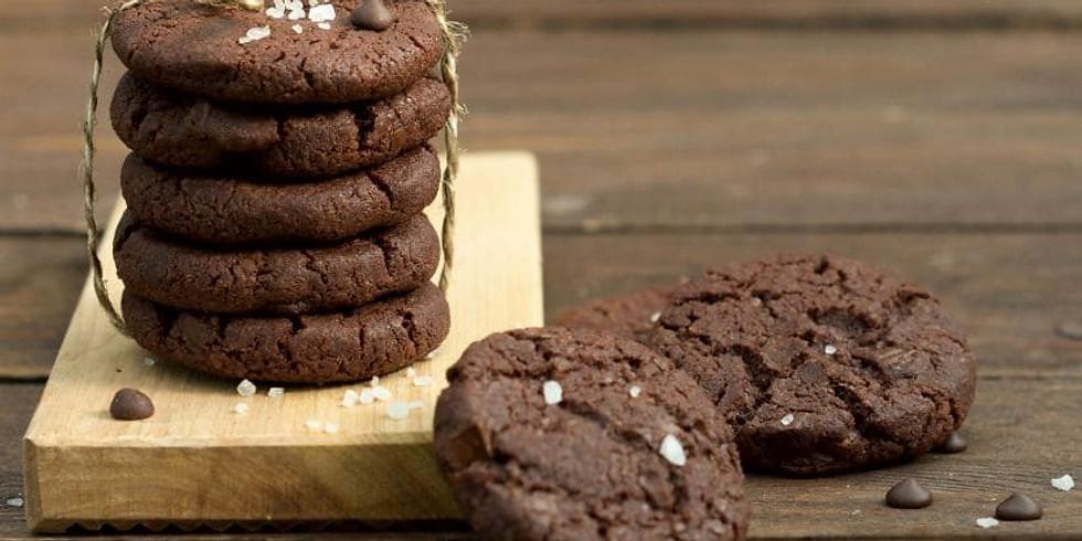 Italian Chocolate Biscottis Class (Biscotti al cioccolato)