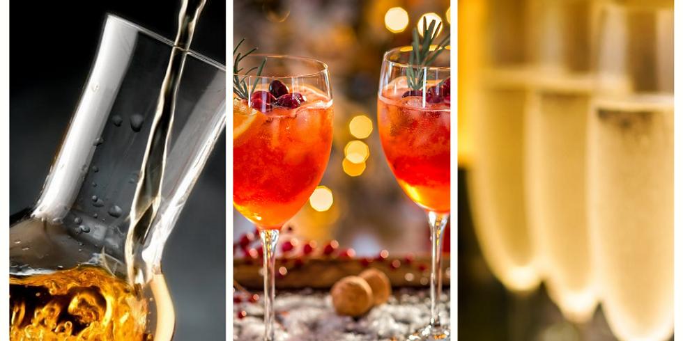 Italian Christmas Cocktails