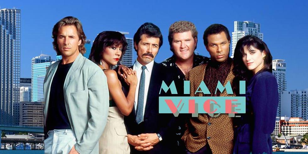 Miami Vice Murder Mystery Game Margarita Dinner