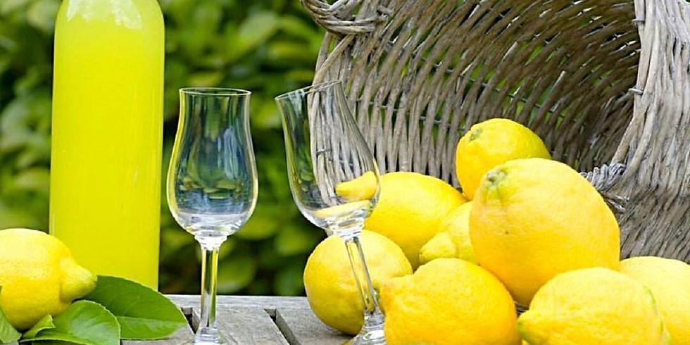 Italian Cocktail Class: Limoncello and Aperol Spritz