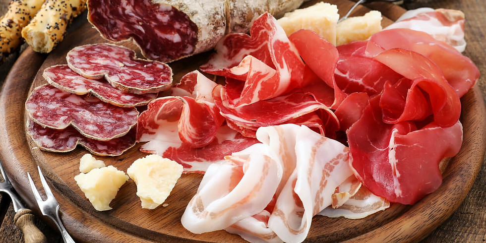 Italian Charcuterie Wine Dinner with Chef Sully